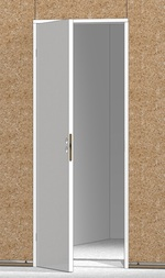 TM-innervägg dörrpaket 8x21M -
